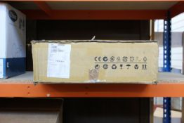 COLLECTION ONLY: A boxed Juniper Networks SRX2400 services gateway (box opened)