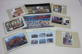 Mixed lot of stamps, postcards and ephemera. Interesting lot.