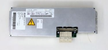 A pre-owned Siemens Ascom 77-964-2300 Converter Power Supply (Untested, sold as seen).