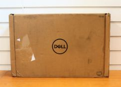 """A boxed as new Dell P2419H 24"""" Full HD IPS monitor in grey/silver (box damaged)"""
