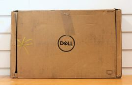 """A boxed Dell P2419H 24"""" Full HD IPS monitor in grey/silver (possibly pre-owned) (box opened) (box"""