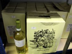 Five cases of six bottles of Sottoriva Antica Soave white wines (30 x 750ml) (Over 18's only).