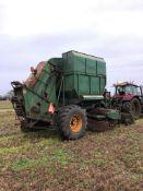 Tim-Thyregod 3-Row Sugar Beet Harvester
