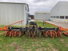 Stanhay Web Carrot Drill Singulaire 785