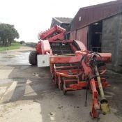 Grimme GZ1700 DLS Trailed Potato Harvester 2001