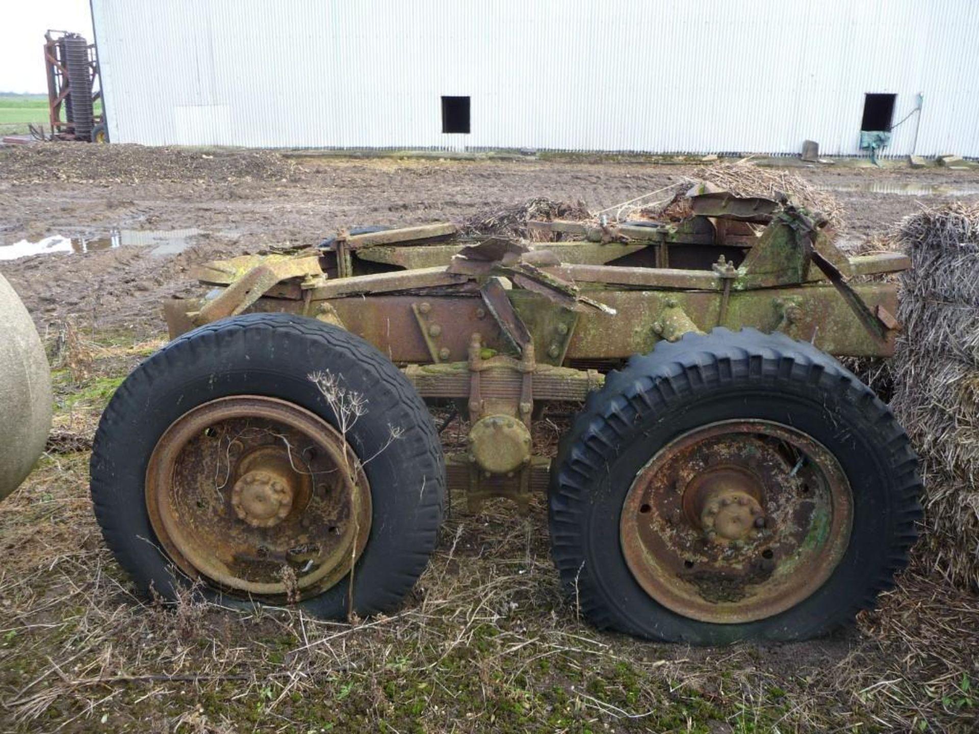 Austin 4x4 Bogie