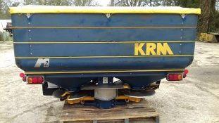 KRM - M2 Fertiliser Spreader