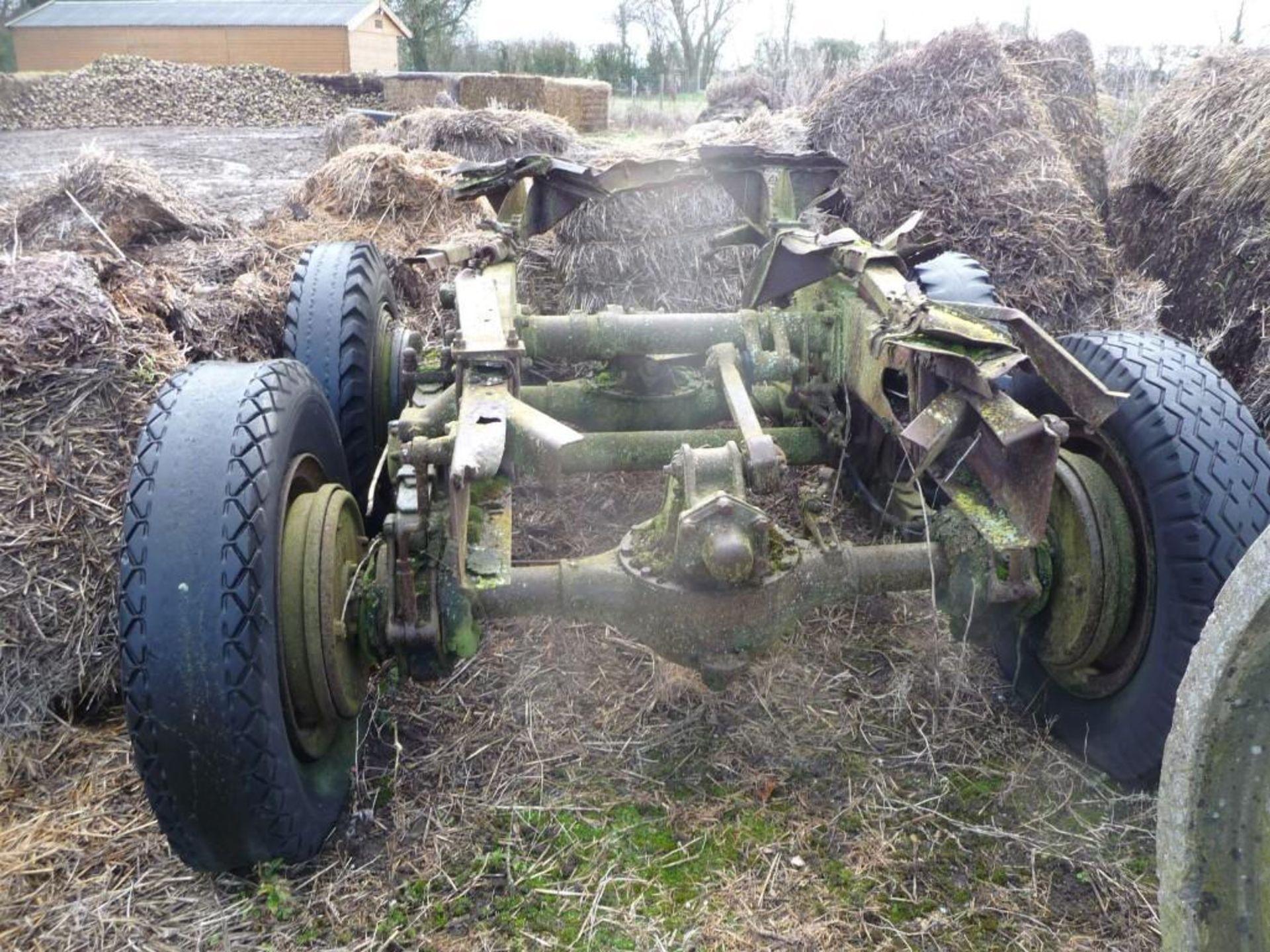 Austin 4x4 Bogie - Image 2 of 2