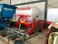Potato Fertiliser Applicator
