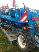 Standen 3 Row Potato Planter with Trailer