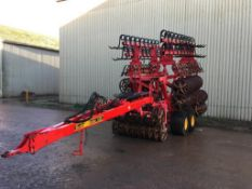 2009 Vaderstad Rexius Twin 830