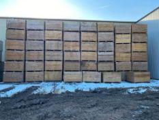 25 x 1.25t potato boxes