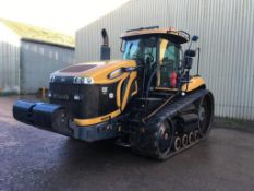 2013 CAT Challenger MT865C rubber tracked crawler