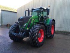 2018 Fendt 939 Vario ProfiPlus tractor