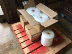 7No reels sowing machine cotton
