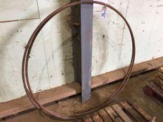 Quantity turbine rings