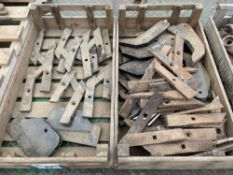 Quantity Tilso subsoiler spares