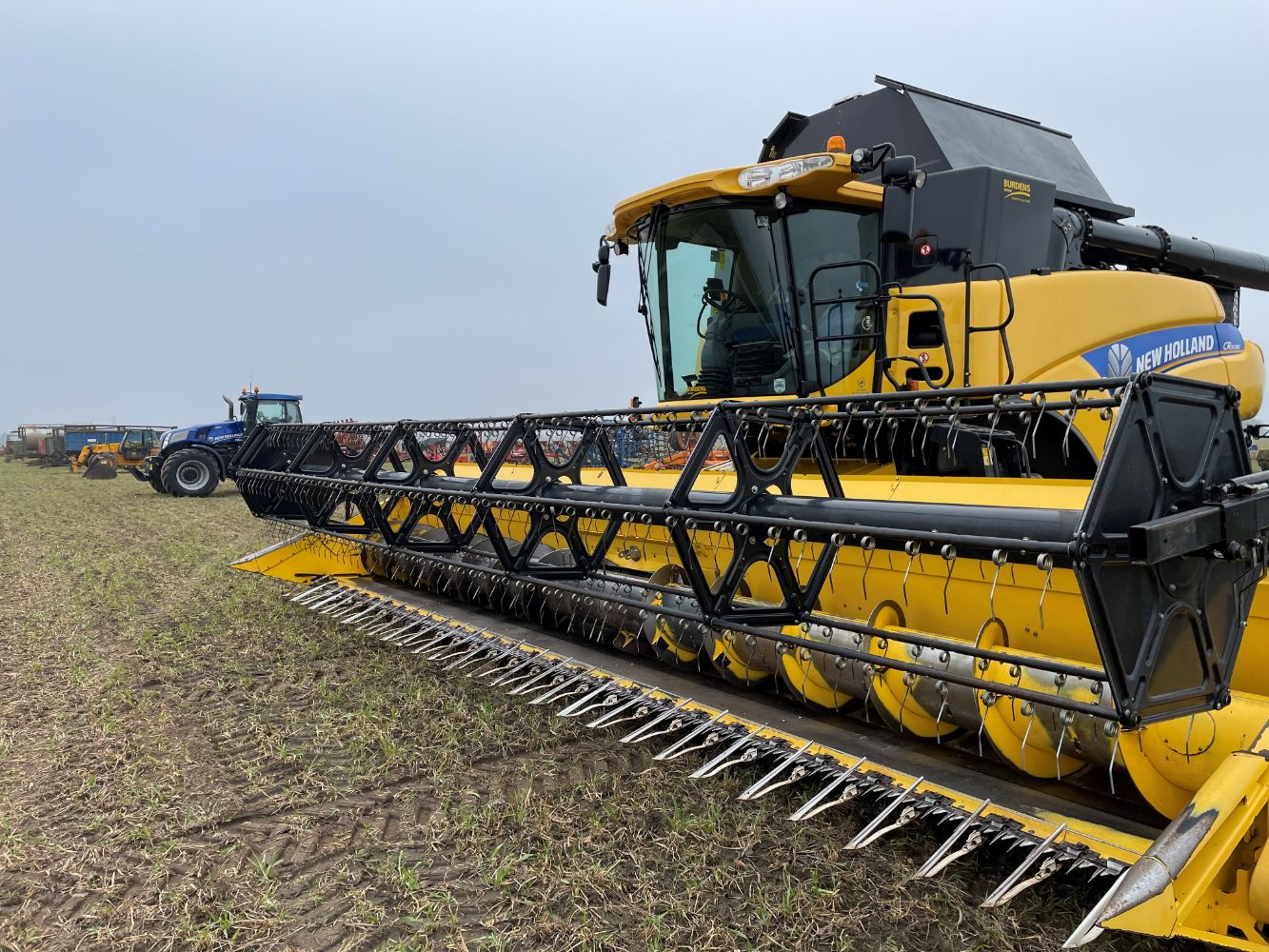 Sale by Online Timed Auction of Modern Farm Machinery, Implements and Equipment