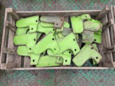 Quantity Dowdeswell knife coulters