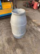 25 x Grey Barrels