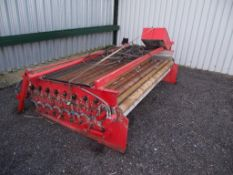 8ft Cleaning Unit for Grading Line