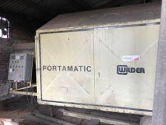 Wilder Portamatic Fully Automatic Grain Drier