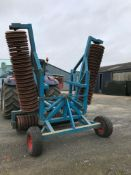 Edlington 6.2m Vertical Folding Rolls