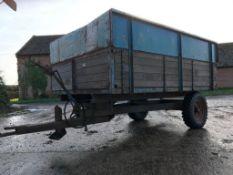 Wheatley Grain Trailer