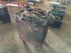 Arc welder, 3 phase
