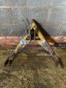Teagle 'A' linkage frame