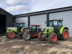 Sale by Online Timed Auction of Modern Farm Machinery and Livestock Equipment