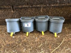 4No single calf milk feeders