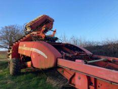 Grimme GZ 1700 DLS Harvester