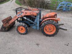 Kubota B6000 4WD Compact Tractor