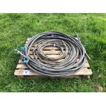 Quantity armoured cable