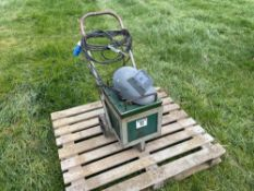Oxford ARC welder oil cooled single phase