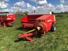 1997 Lely Welger AP630 conventional baler. Serial No: 1135-05-217. N.B. Instruction manual in