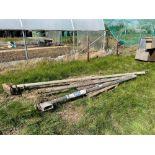 3No augers spares or repair