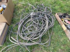 Quantity electrical cable