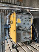 FOB extraweld 314c12 MIG welder