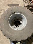 6 x Vredestein IMP 520/50R17 Flotation 8 stud Wheels & Tyres