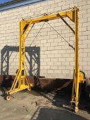 Lifting gantry