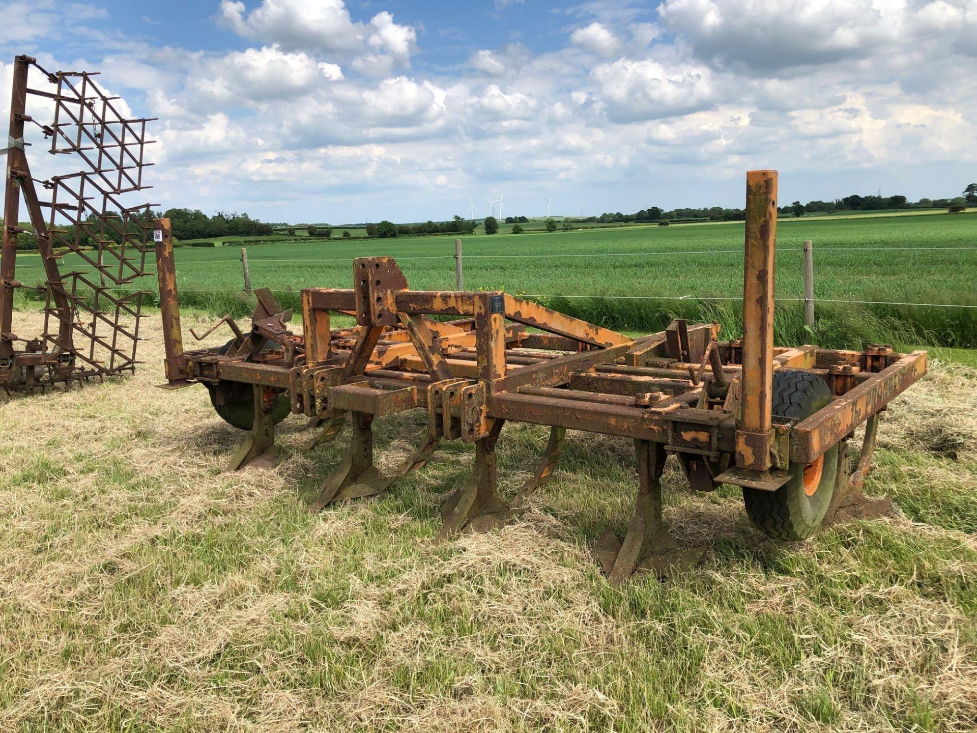 The Progressive cultivator, 4m linkage mounted. Serial No: 201434. Type: 4MH79 - Image 2 of 7