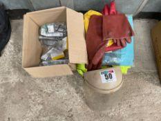 Quantity spraying PPE