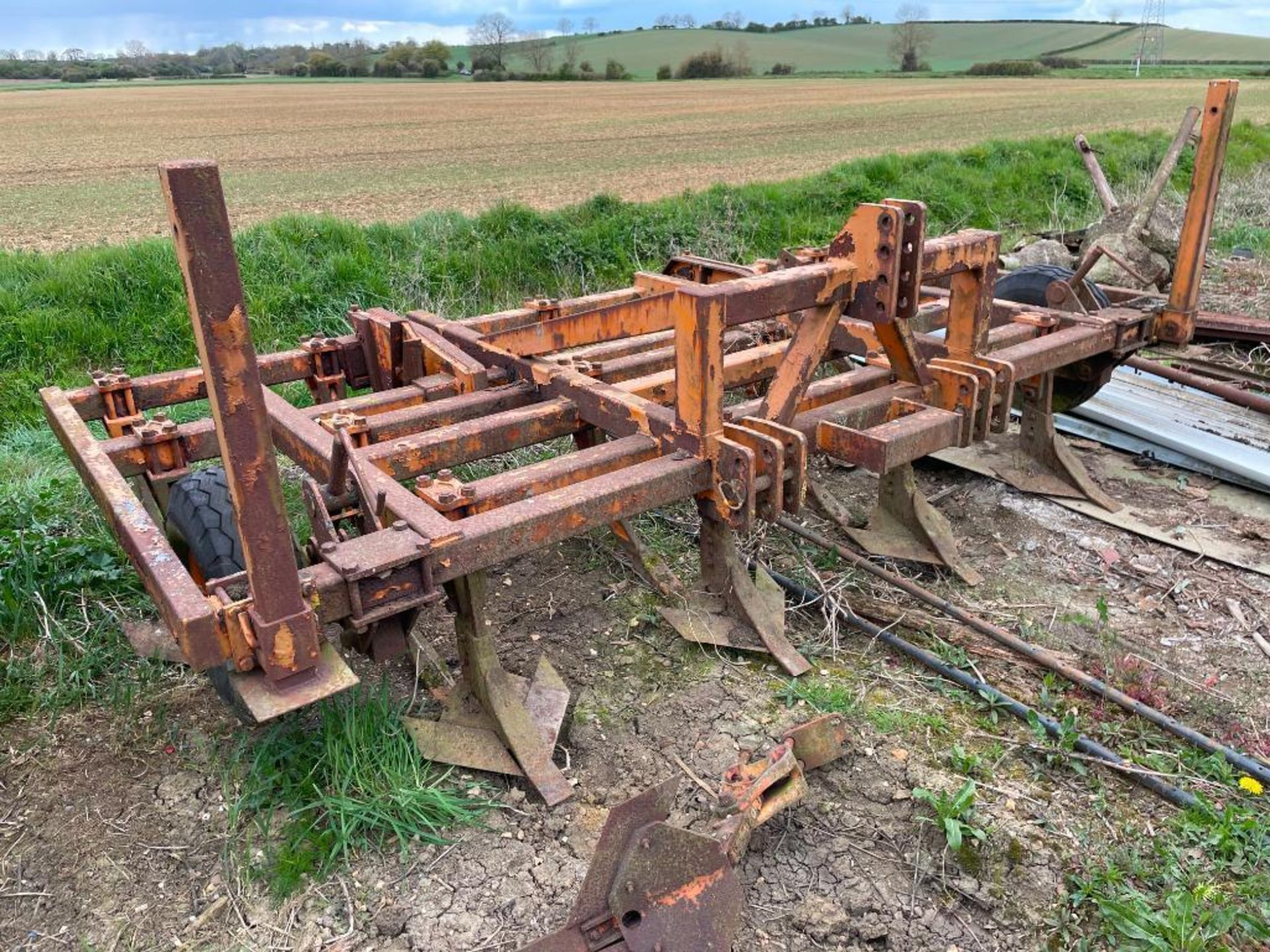 The Progressive cultivator, 4m linkage mounted. Serial No: 201434. Type: 4MH79 - Image 7 of 7