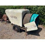 Lister diesel engine, spares or repairs NB: Manual in Office