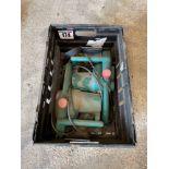Pair Bosch electric chain saws, spares or repairs