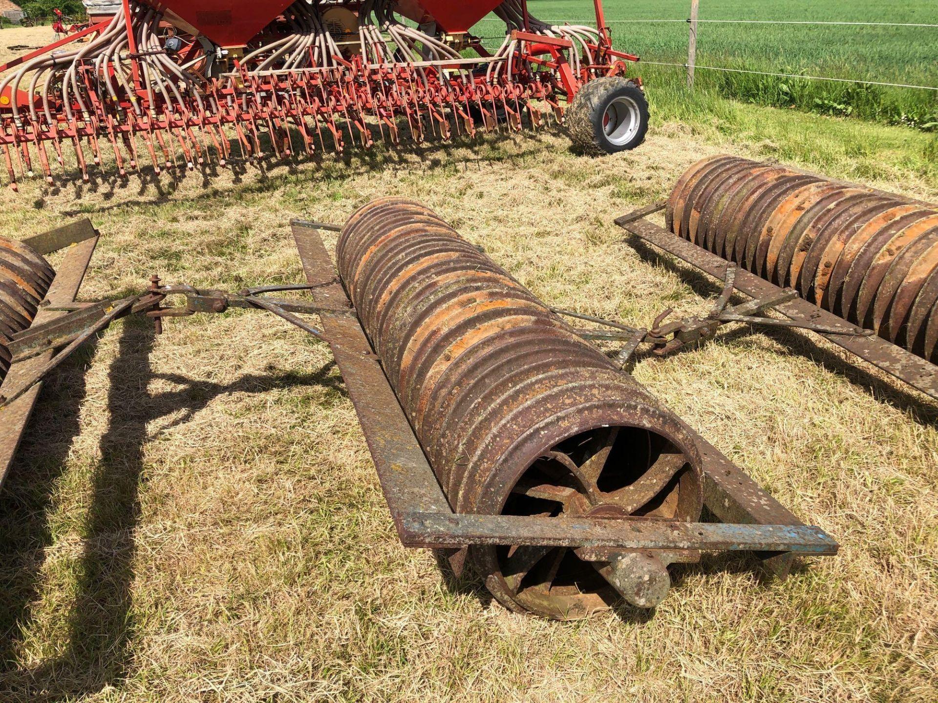 Gang of Cambridge rolls (3No 2m rolls) - Image 4 of 5