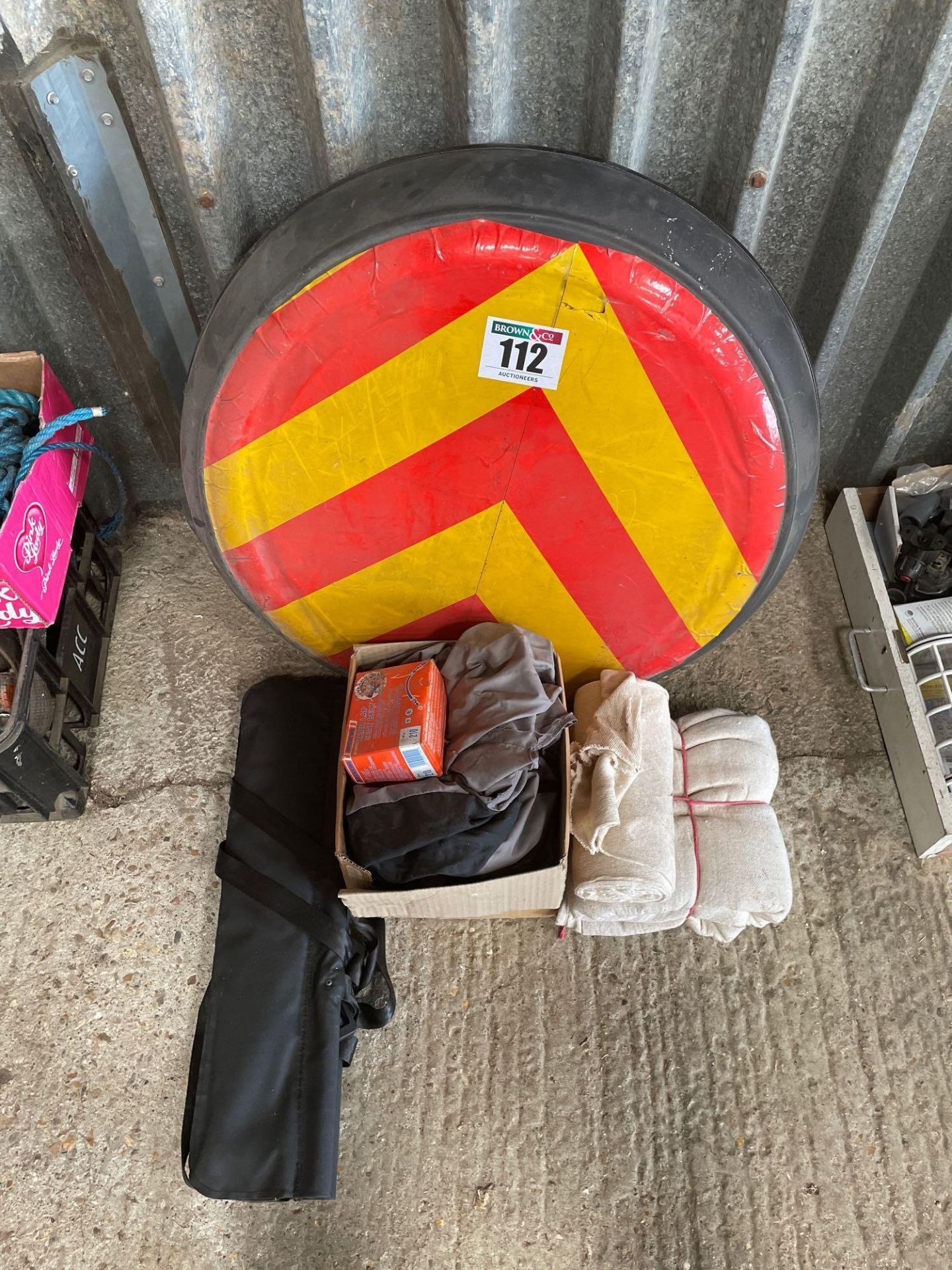 Spare wheel covering and accessories