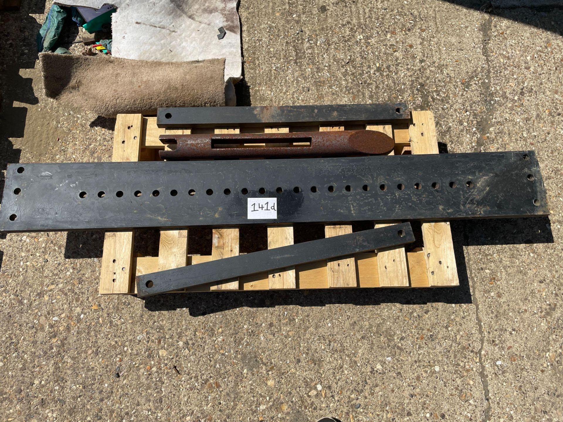 Quantity of Proforge mole plough spares